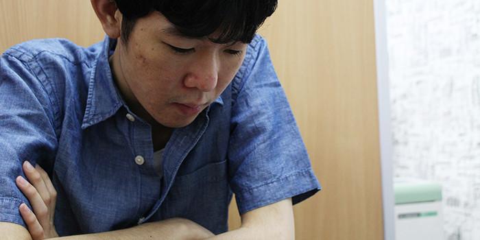 iPhone修理新宿南口店インタビュー風景05