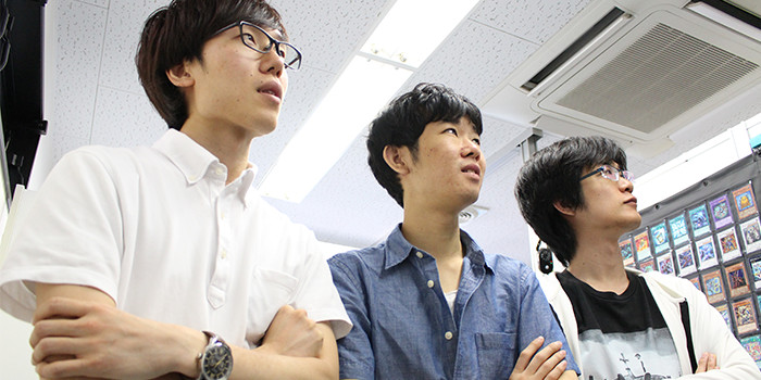 iPhone修理新宿南口店インタビュー風景10