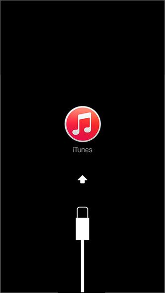 iTunesマークが出て起動しない!?復旧方法、リカバリーモードとは