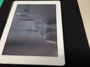 iPadAIR画面割れ修理完了