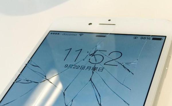 iPhone6画面修理とiPhoneの便利な機能!